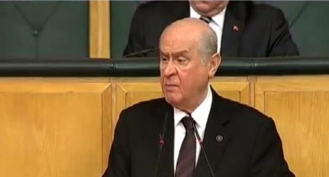 MHP Genel Başkanı Açıkladı İdam'a Destek Vereceğiz