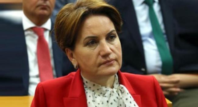Meral Akşener MHP Genel Başkanının Sözlerine Jet Yanıt