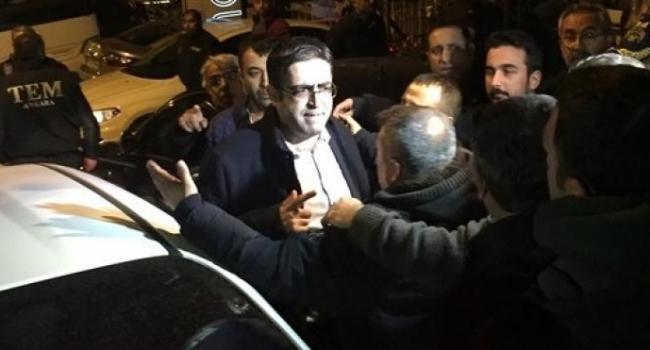İdris Baluken Gözaltına Alındı
