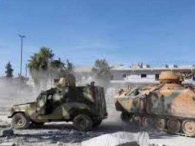 El Bab'ta 56 Terörist Yok Edildi