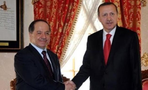 Cumhurbaşkanı Erdoğan Pazar Günü Mesut Barzani'yi Kabul Edecek