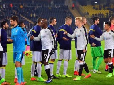 Fenerbahçe UEFA Avrupa Liginde Elendi