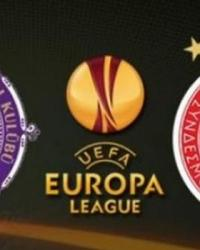 Osmanlıspor Olymiakos UEFA Avrupa Ligi 2. Tur Rövanş Maçı