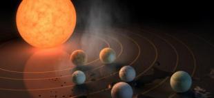 NASA Duyurdu Dünya'ya Benzeyen Gezegenler Keşfedildi