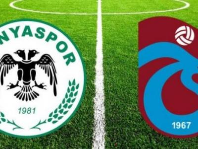 Atiker Konyaspor Trabzonspor Turgay Şeren Sezonu 22. Hafta
