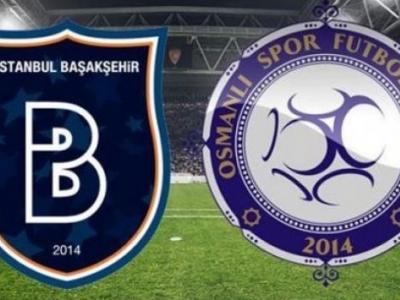 Osmanlıspor Medipol Başakşehir Turgay Şeren Sezonu 22. Hafta