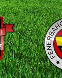 Gaziantepspor Fenerbahçe Turgay Şeren Sezonu 22. Hafta