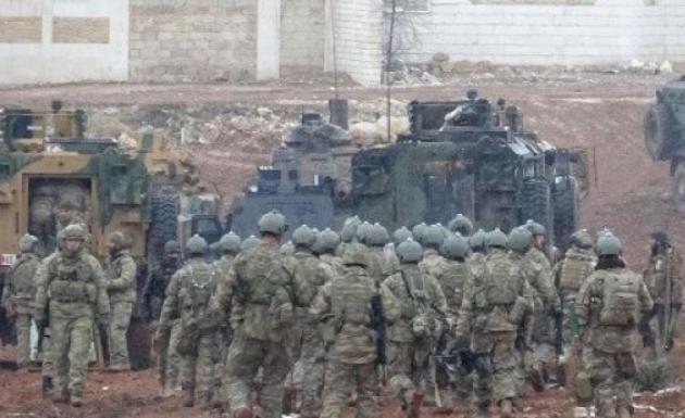El Bab Arama Faaliyetlerinde 2 Asker Şehit