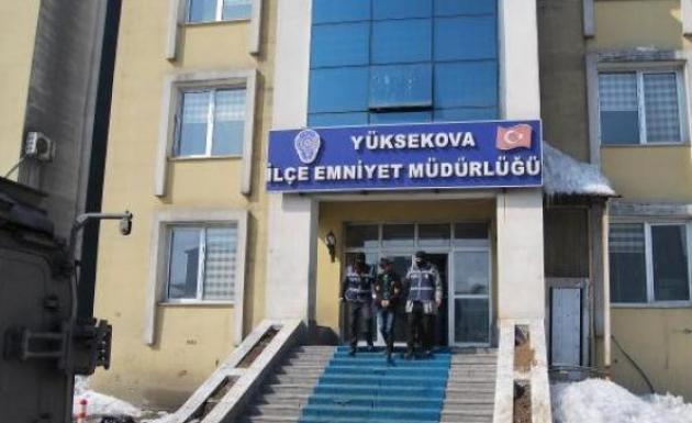 Yüksekova'da Pkk Mühimmatı Bulundu