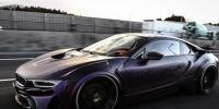 Batman'a Yeni Aracı Energy Motor Sport Ekibi Yaptı