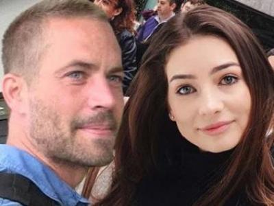 Paul Walker'ın Kızı 18 Yaşında Babasının Yolunda