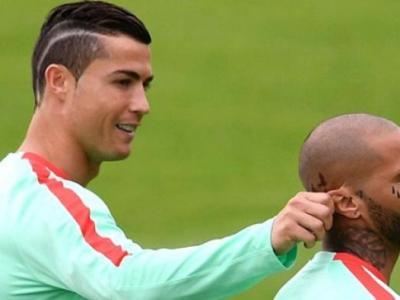 C.Ronaldo, Q7'yi Övdü