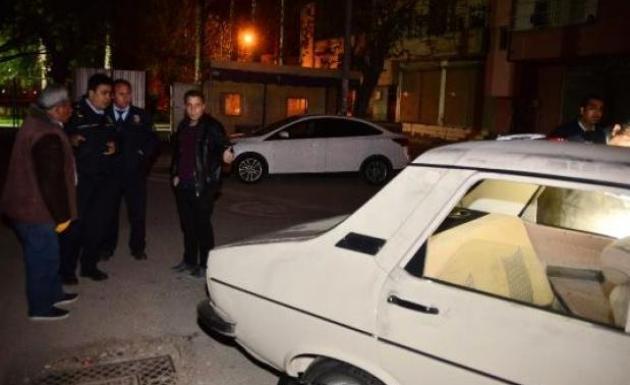 Araç Sahibi Otomobilin Çalındığı Polis'ten Öğrendi