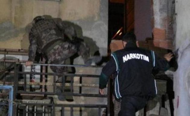 İstanbul, Bahçelievler ve Esenler'de Eş Zamanlı Operasyonlar