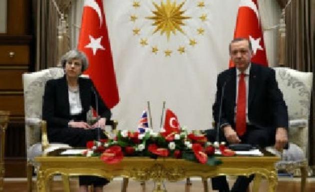 İngiltere Başbakanı, THY'nin Gücünü Biliyorum