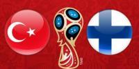 Türkiye Finlandiya Dünya Kupası Grup Eleme Maçı