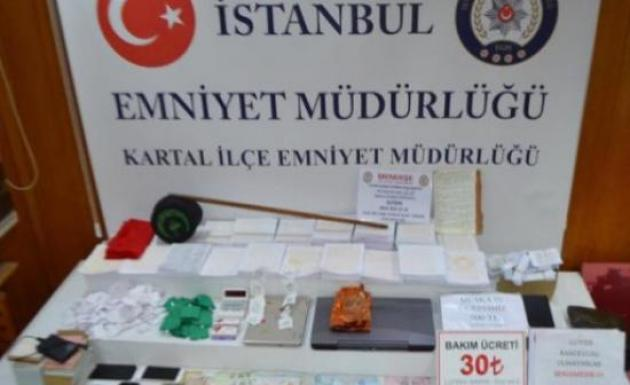 Sahte Hoca Polis Baskınıyla Yakalandı