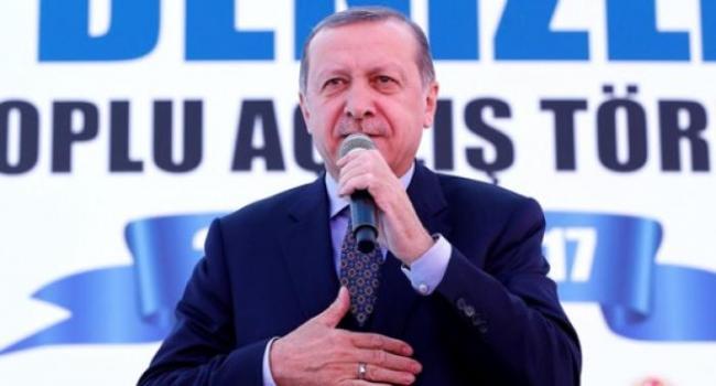 Cumhurbaşkanı Erdoğan Denizli'de AP'ye Sert Tepki Gösterdi