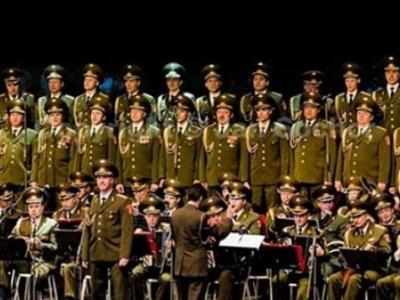 Kızıl Ordu Kaza Sonrası İlk Konserini Türkiye'de Verecek