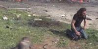Bombalı Saldırıda Basın Mensupları Yaralılara Yardım Etti