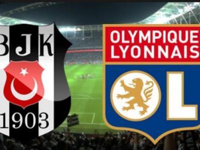 Beşiktaş Lyon Çeyrek Final Rövanş Maçı