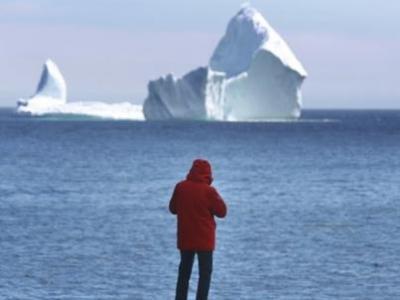 Buzdağı Kıyıya Ulaştı