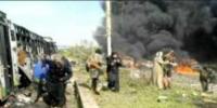 Tahliye Konvoyunu El Nusra Bombaladı