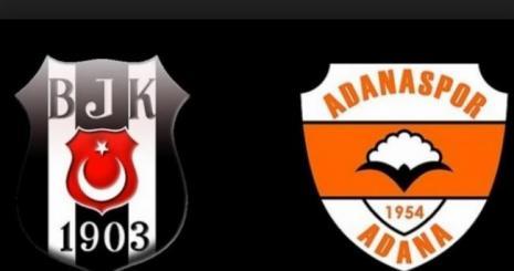 Beşiktaş Adanaspor Turgay Şeren Sezonu 28. Hafta