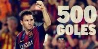 Messi 500. Golünü R.Madrid'e Attı
