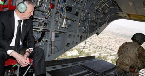 Savunma Bakanı Destek Merkez Üssünde