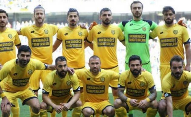 Ankaragücü Şampiyon Oldu Gelecek TFF 1. Lig'de
