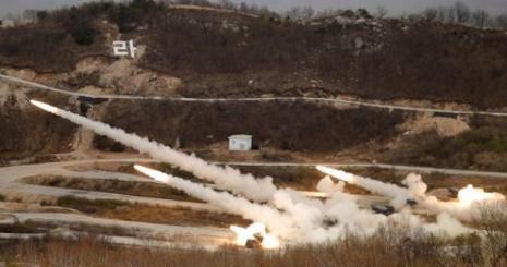 Tatbikat Başladı Bölgede Füzeler Ateşleniyor