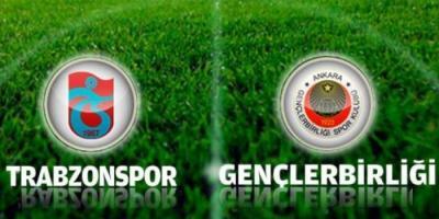 Trabzonspor Gençlerbirliği Turgay Şeren Sezonu 29. Hafta