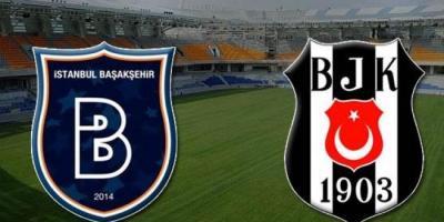 Medipol Başakşehir Beşiktaş Turgay Şeren Sezonu 29. Hafta