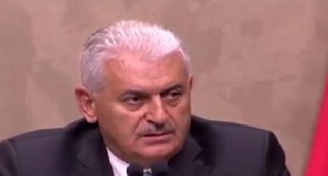 Başbakan Binali Yıldırım ATATÜRK'e Hakaretlere Şiddetle Kınadı