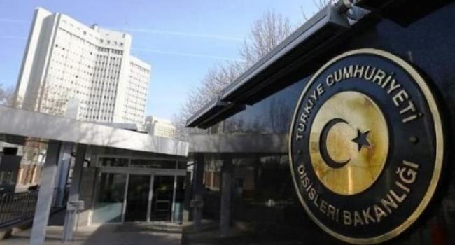 ABD Büyükelçisi Dışişlerine Çağrıldı Sözlü ve Yazılı Nota Verildi