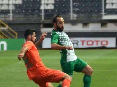 Akhisar Belediyespor 5'te 5 Yaptı Lige Tutundu
