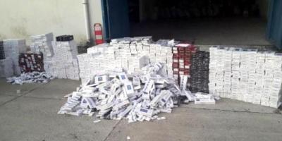 Şüphe Üzerine Durdurulan 2 Araçta Kaçak Sigaralar Bulundu