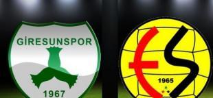 Giresunspor Eskişehirspor 1. Lig Play Off