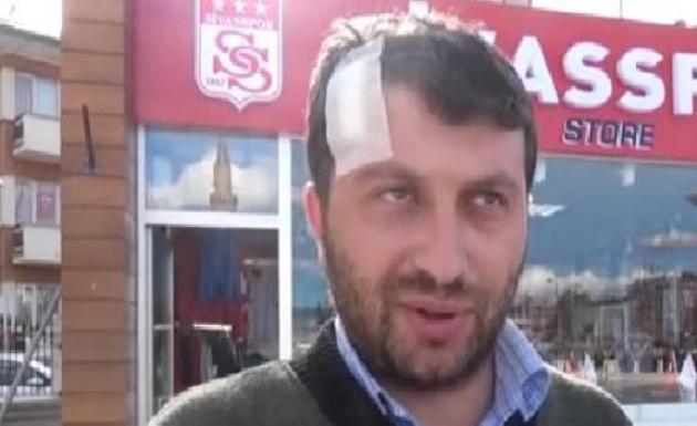 Tribünde Yaralanan Taraftar KPSS Sınavına Giremedi