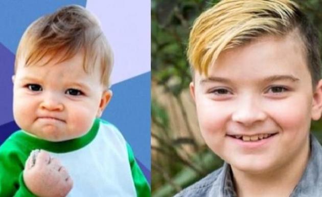 Aradan 10 Yıl Geçti Küçük Sammy Büyüdü