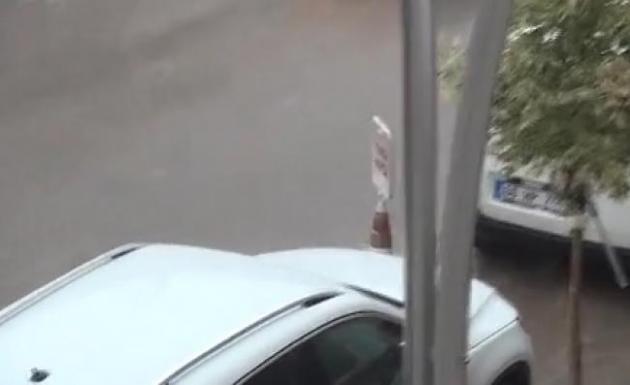 Sağnak Yağmur Tokat'ı Felç Etti