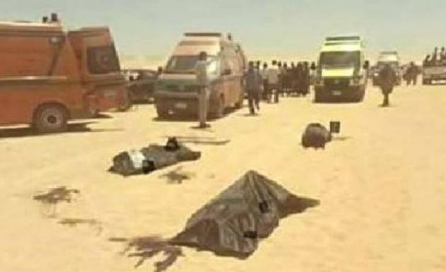 Mısır'da Terör Saldırısı 23 Ölü 25 Yaralı