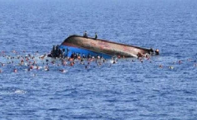 Akdeniz'de Göçmenleri Taşıyan Ahşap Tekne Battı