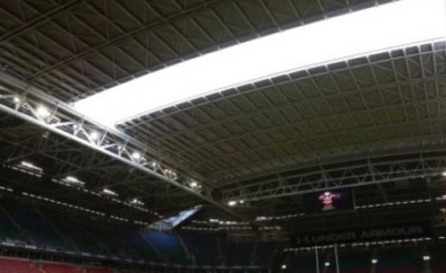 Şampiyonlar Ligi Maçında Stadyumun Çatı Katı Kapanacak