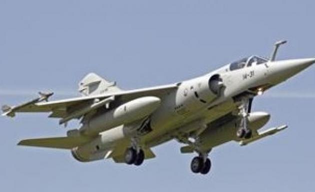 Mirage 2000 Savaş Uçağı Yunanistan'da Düştü