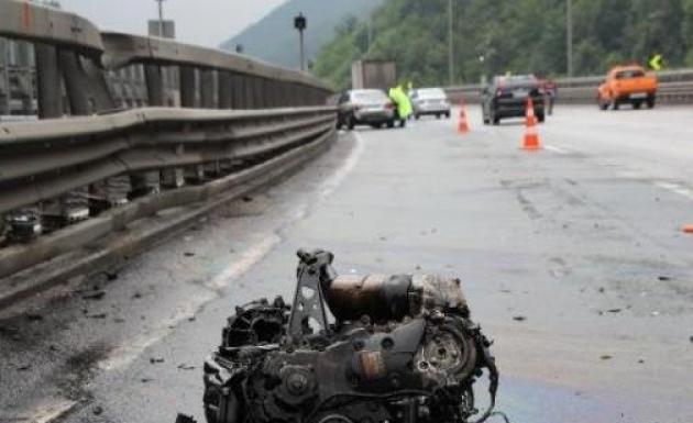 Bolu Dağında Kaza 3 Yaralı