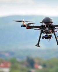 Geleceğin Hava Aracı Drone