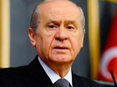 MHP Genel Başkanı Devlet Bahçeli Adalaet Yürüyüşü Açıklaması