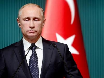 Putin Türk Akım Projesini Yerinde İnceledi